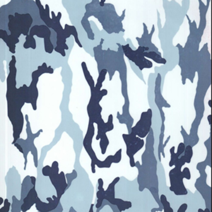 Dynamic Orthopedics Transfer Paper Camouflage Blue