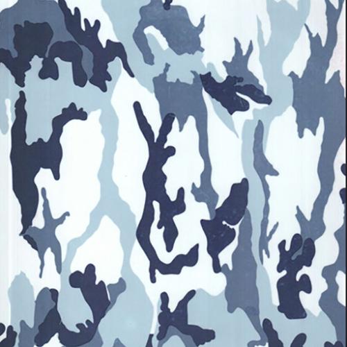 Dynamic Orthopedics Transfer Paper Camouflage Blue