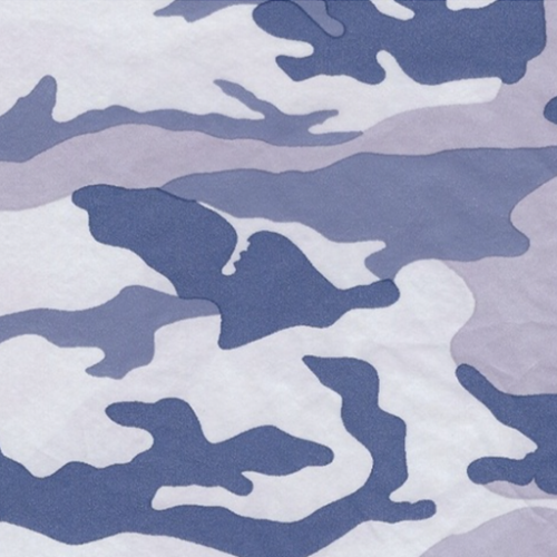 Dynamic Orthopedics Transfer Paper Camouflage Blue2