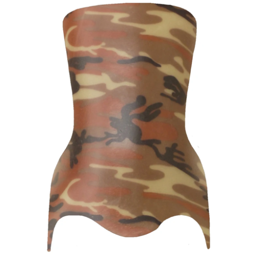 Dynamic Orthopedics Transfer Paper Camouflage Brown Brace