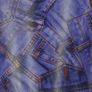 Dynamic Orthopedics Transfer Paper Denim Jeans