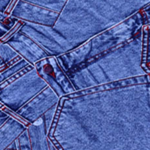 Dynamic Orthopedics Transfer Paper Denim Jeans2