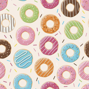 Dynamic Orthopedics Transfer Paper Donuts