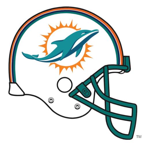 Dynamic Orthopedics Transfer Paper NFL MIAMI DOLPHINS