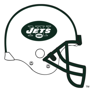 Dynamic Orthopedics Transfer Paper NFL NEW YORK JETS
