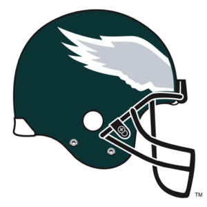 Dynamic Orthopedics Transfer Paper NFL PHILADELPHIA EAGLES