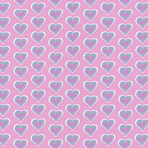 Dynamic Orthopedics Transfer Paper Pink Hearts