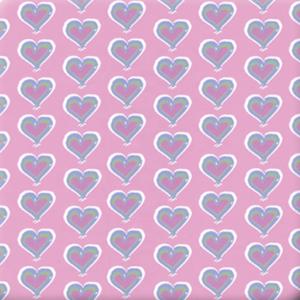 Dynamic Orthopedics Transfer Paper Pink Hearts2