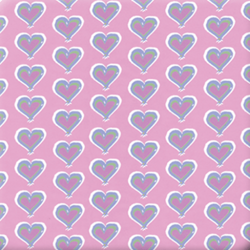 Dynamic Orthopedics Transfer Paper Pink Hearts2