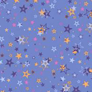 Dynamic Orthopedics Transfer Paper Purple Stars