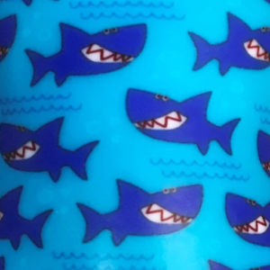 Dynamic Orthopedics Transfer Paper Sharks
