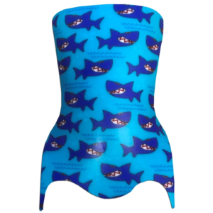 Dynamic Orthopedics Transfer Paper Sharks Brace