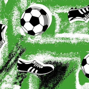 Dynamic Orthopedics Transfer Paper Soccer Green