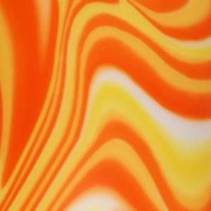 Dynamic Orthopedics Transfer Paper Solar Orange