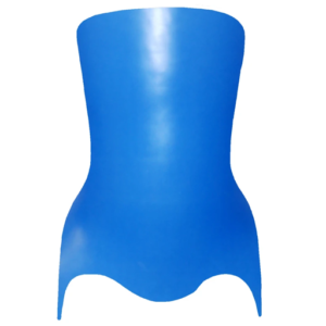 Dynamic Orthopedics Transfer Paper Solid Blue Brace