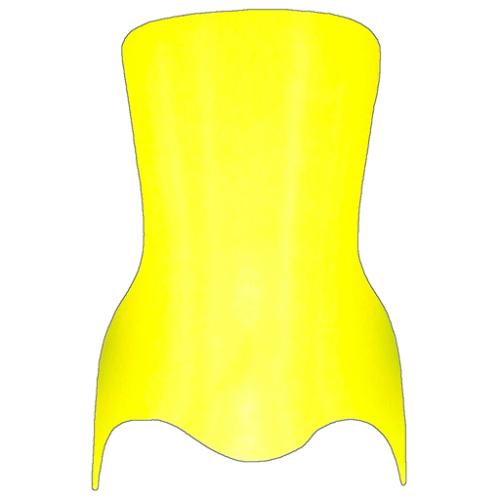 Dynamic Orthopedics Transfer Paper Solid Yellow Brace