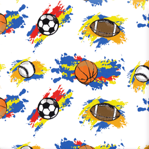 Dynamic Orthopedics Transfer Paper Sports Balls