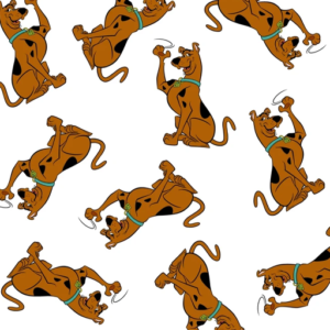 Dynamic Orthopedics Transfer Paper TM Scooby Doo