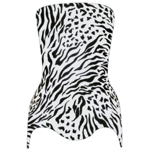 Dynamic Orthopedics Transfer Paper Zebra New Brace