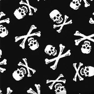 Dynamic Orthopedics Transfer Skulls Black